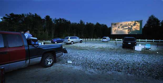 Drive In Movie Theaters