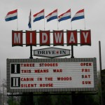 Midway Twin Drive-In Theatre
